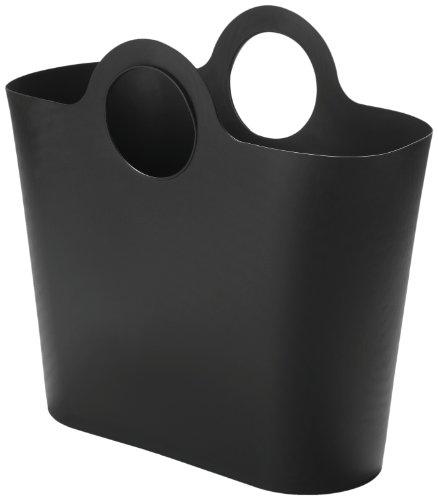Authentics 1094599 Einkaufstasche RONDO / 46 x 42 x 20 cm / schwarz matt