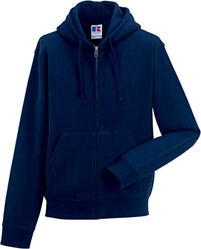 Russell - Sweat-shirt zippé capuche