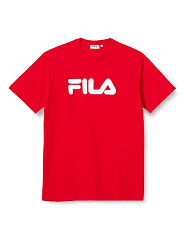 Fila T-Shirt in Cotone 681093 True Red Size:XS