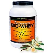 Performance Bio-whey Creamy Vanilla Protein Supplement 2.5 lb.