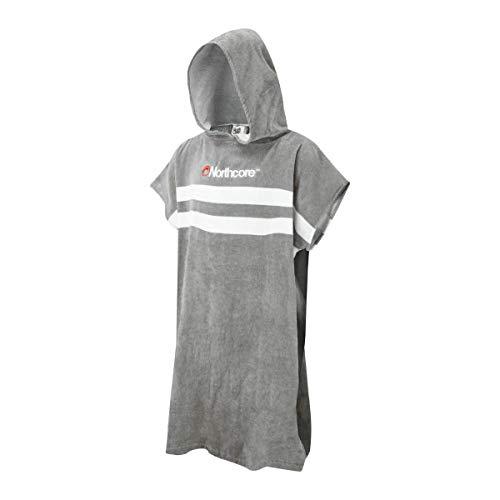 Northcore Beach Basha Changing jurk strepen jas