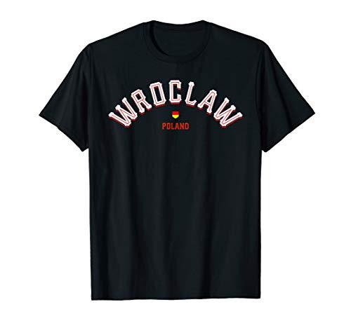 Wroclaw Polen | Poland Travel Breslau Polska T-Shirt