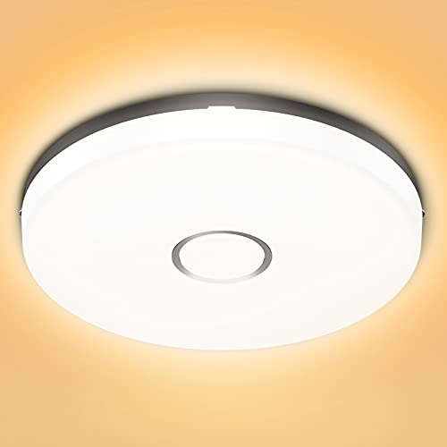 Olafus 18W LED Ceiling Light 9 Inch Only $9.49 (Retail $18.99)