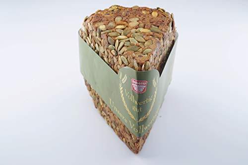 Vollkornbrot mit Kürbiskernen 600g Brot