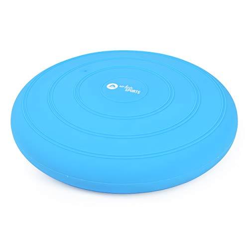 Ocean 5 Shakti, Coussin de Balance, Gonflable Coussin d'assise, Bleu, diamètre env. 33cm