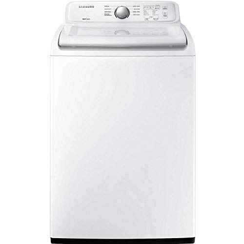 amana load washers Samsung WA45T3200AW 4.5 cu. ft. Top Load Washer with Vibration Reduction Technology
