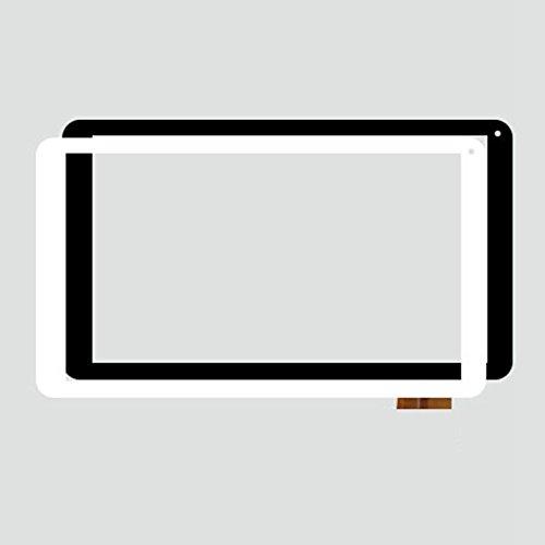 EUTOPING Blanc Couleur Nouveau 10.1 Pouces Écran Tactile numérique Remplacer pour QILIVE MW1628M AUCHAN Q6T10IN