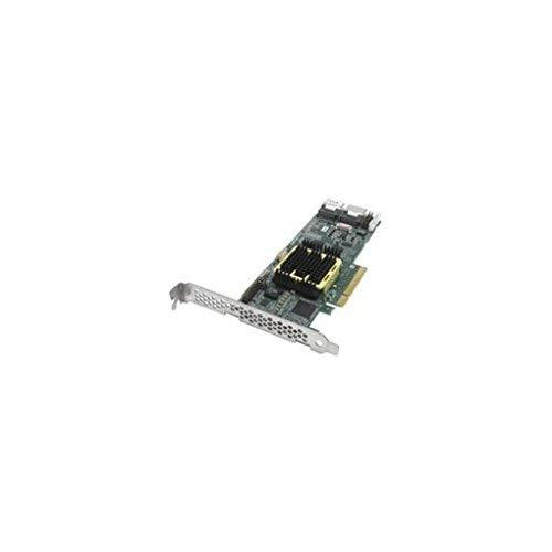 Adaptec RAID 5805–Zubehör (PCIe, 0, 1, 5, 6, 10, 50, 60, JBOD, 1E, 5EE, 1200MHz, CE, FCC, UL, C-Tick, VCCI, 0–55°C, 16,7cm (Generalüberholt)