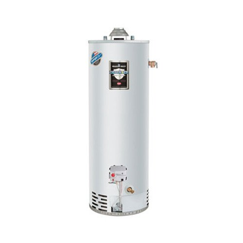 40 Gallon - 40,000 BTU Defender Safety System Atmospheric Vent Energy Saver Residential Water Heater (Nat Gas)