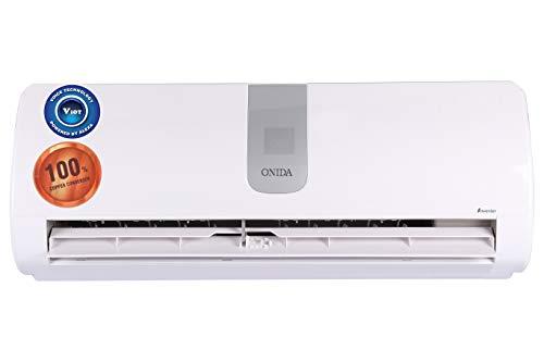 Onida 1.5 Ton 5 Star Wi-Fi Inverter Split AC (Copper IR185ONXS White)