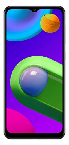 Samsung Galaxy M02 (Gray,3GB RAM, 32GB Storage)
