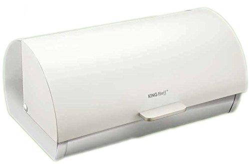 Kinghoff 3613 Boîte à pain Roll Top