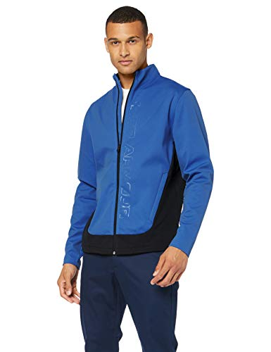 Under Armour Storm Full Zip Chaqueta, Hombre, Azul, XL