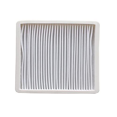 JIABIN Songz Store 2 stücke Staubfilter. HEPA Filter passen für Samsung H11 DJ63-00672D SC4300 SC4470 Weiß VC-B710W. Staubsaugerteile (Color : White)