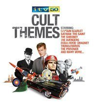 ITV 50: Cult TV Themes by Various Artists (2005-05-03)