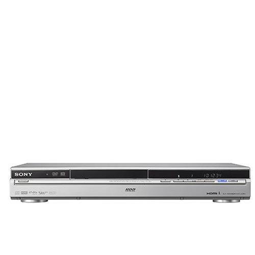 Sony RDR HX 750 S DVD- und Festplatten-Rekorder 160 GB (DivX-Zertifiziert, HDMI) Silber