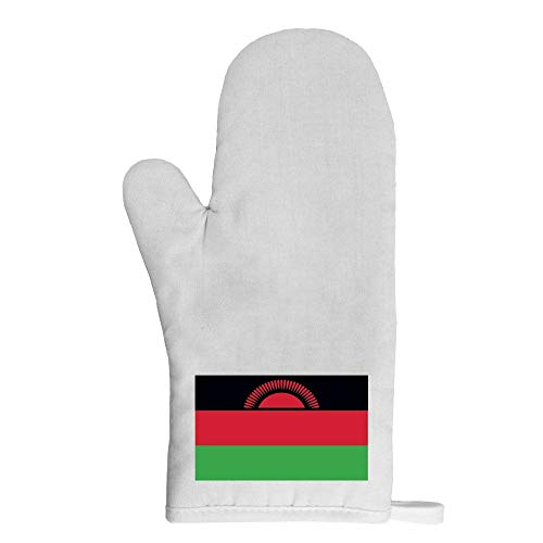 Mygoodprice Ofenhandschuh Topflappen Flagge Malawi