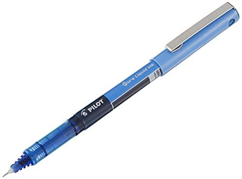 Pilot BX-V5 - Bolígrafo 0.5 mm, color azul, caja de 12 unidades