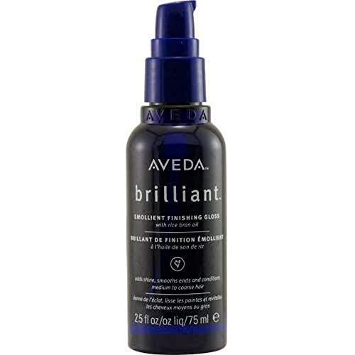 Aveda Brilliant Brillant de finition émolliente Spray de cheveux 75ml