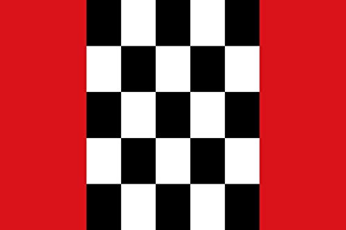 magFlags Bandera XL Polopos, en Granada, España | Bandera Paisaje | 2.16m² | 120x180cm