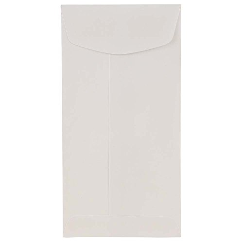 JAM PAPER Monarch Policy 8 Glove Envelopes - 3 7/8 x 7 1/2 - White - 50/Pack
