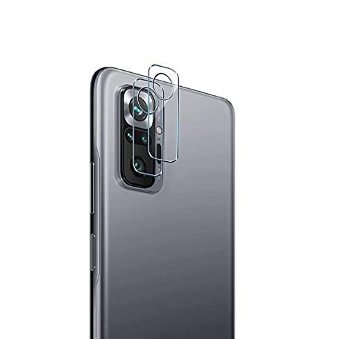 【2021年先端技術】【2枚】for Xiaomi Redmi Note10 Pro カメラ フィルム for Xiaomi Redmi Note10 Pro カメラレンズ ガラスフィルム カメラレンズ フィルム 高透過率 超耐久 ラウンドエッジ加工 保護