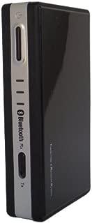 Nolan TRXPlus 蓝牙无线家庭立体声音乐,音频发射器和接收器网关(A2DP),长距离,清晰的声音。 扩展电视、家庭音响、汽车立体声以无线传输或接收音乐/音频。 适用于电视、音乐播放器、CD、音频源播放器和 iPad、iPhone、iPod、蓝牙支持 MP3、平板电脑、笔记本电脑、Macbook、Mac、PC、蓝牙立体声扬声器、耳机、立体声接收器等。