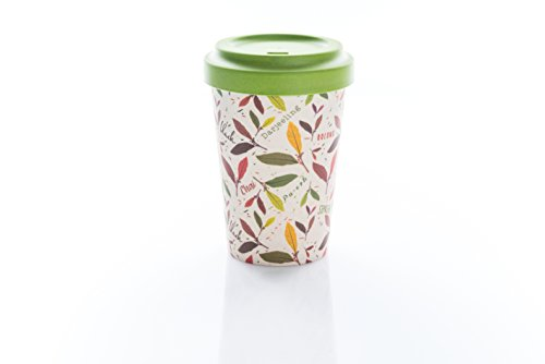 Coffee to go Becher Bamboo Cup (Tea Time)
