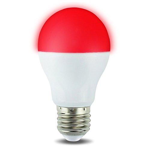 Lighteu, WiFi Lampe LED colorée RGB plus blanc chaud, Milight original®, 6W, E27, à intensité variable, 6W-E27 [Classe énergétique A+]