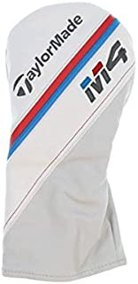 TaylorMade 2018 M4 Driver Headcover White/Red/Blue