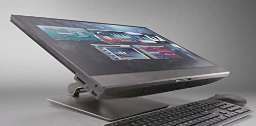 Dell OptiPlex 27 7770 Touch All-in-One 2TB SSD 64GB RAM Extreme (Intel Core i9-9900K Processor Turbo Boost to 5.00GHz, 64 GB RAM, 2 TB SSD, 27-inch Touchscreen, Win 10 Pro) PC Computer Desktop