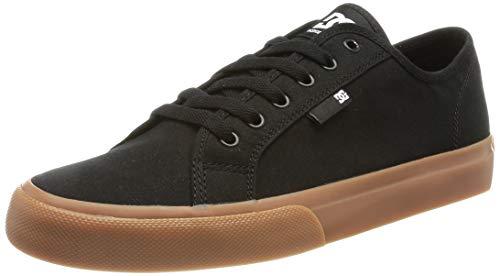 DC Shoes Manual', Zapatillas Hombre, Negro Bgm, 43 EU