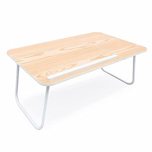 CHENSQ Mesa plegable para portátil – Mini mesa portátil – Escritorio plegable – Bandeja para teléfono inteligente – Mini mesa – Bandeja de desayuno plegable patas