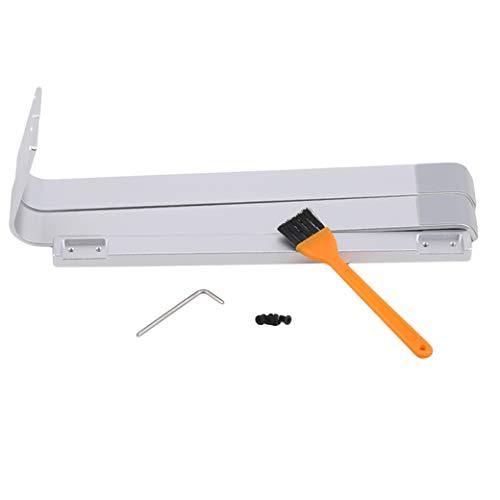HBWHY Soporte plegable para ordenador portátil portátil Soporte de tableta portátil ajustable para Mac/MacBook/Pro/Air/Lenovo/HP/Dell Laptop y Netbook Accesorios