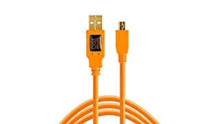 Herramientas de sujeción TetherPro USB 2.0a/miniB USB de 5pines cable de 4,6m, Naranja [cu5451] (B00827MK3S)   Amazon price tracker / tracking, Amazon price history charts, Amazon price watches, Amazon price drop alerts