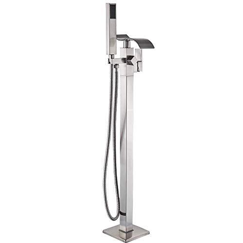 Senlesen Barthroom Tub Filler Faucet Floor Mounted Bathtub Shower...