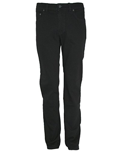 Pioneer Stretch Jeans 9491.11.1144 Ron schwarz/Black Denim, Weite/Länge:40W / 36L
