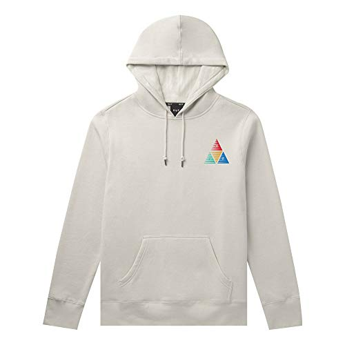 HUF, Sweat peak sportif hood, Unbleached - M