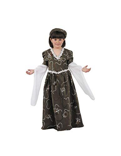DISBACANAL Disfraz de Dulcinea niña - -, 8 años