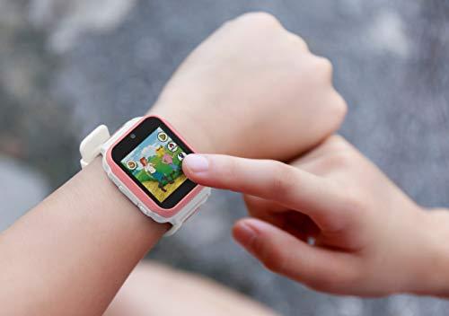 Bibi & Tina Kids-Watch - die Smartwatch für Kinder mit lustigen Spielen und tollen Funktionen! 4 Zifferblätter, Kamera, Foto, Video, Schritte, Alarm, Stopuhr, Timer, Filter u.v.m.