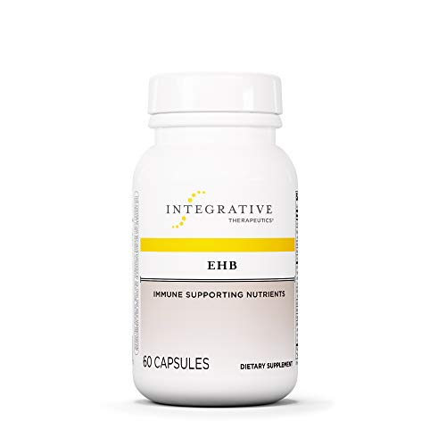 Integrative Therapeutics - EHB (Echinacosides, Hydrastine, Berberine) - Immune Supporting Nutrients - 60 Capsules