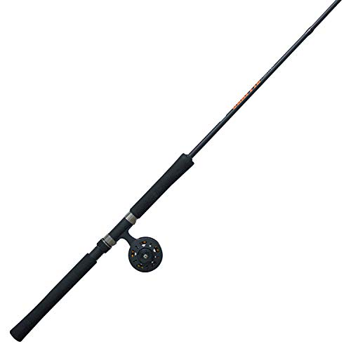 Zebco Crappie Fighter Jiggin' 8-foot 2-piece Fishing Rod and Reel