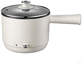 JSMY Cuisinière électrique Petit dortoir étudiant Pot Petite marmite avec cuiseur à pâtes Multifonction Domestique Mini cu...