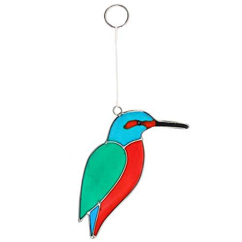 Kingfisher Suncatcher (12/24)