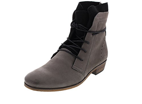 HAGHE by HUB - HALLY - dark grey, Taille:41 EU