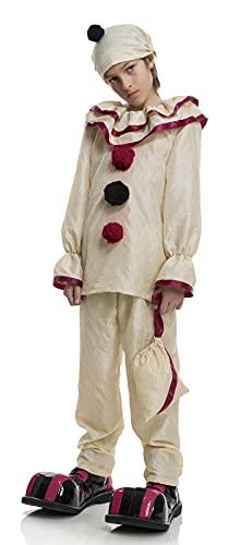 Horror Clown Childrens Costume