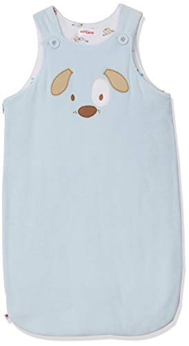 Baby Creysi Bolsa DE Dormir Camiseta Interior para Bebé Unisex, Color AZU, Uni