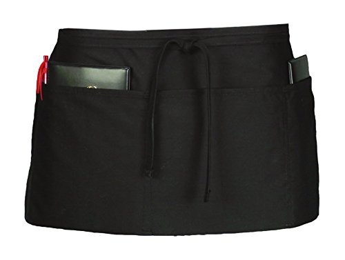 Top 10 waitress apron with zipper for 2020