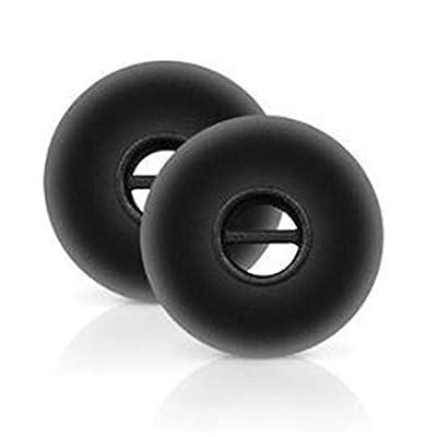 Sennheiser Medium Ear Adapter for CX 5.00 and CX 3.00 Earphone - Black from Sennheiser