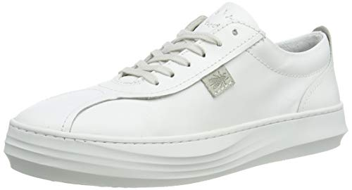 FLY London Damen Cike419fly Sneaker, Elfenbein (Offwhite 001), 40 EU